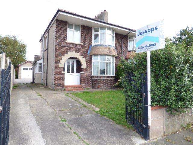 3 Bedrooms Semi Detached House for sale in Low Lane, Torrisholme, Morecambe, LA4 6PN