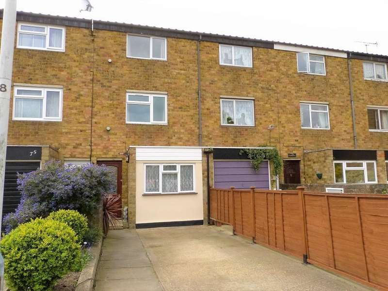 4 Bedrooms Town House for sale in St Clement Close, Cowley, UB8 3SS