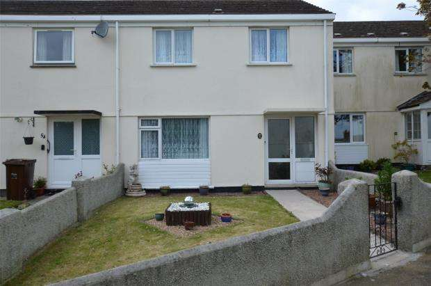 3 Bedrooms Terraced House for sale in Trelawney Estate, Madron, Penzance, Cornwall
