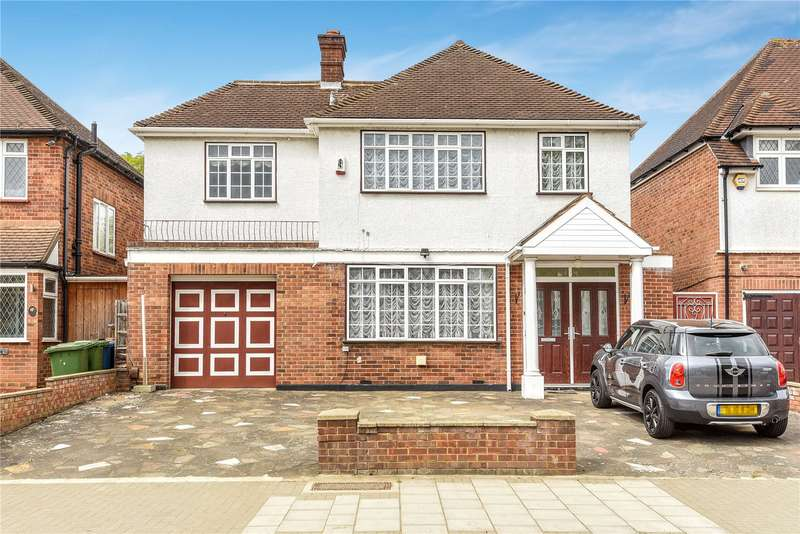 4 Bedrooms House for sale in Dalkeith Grove, Stanmore, Greater London, HA7