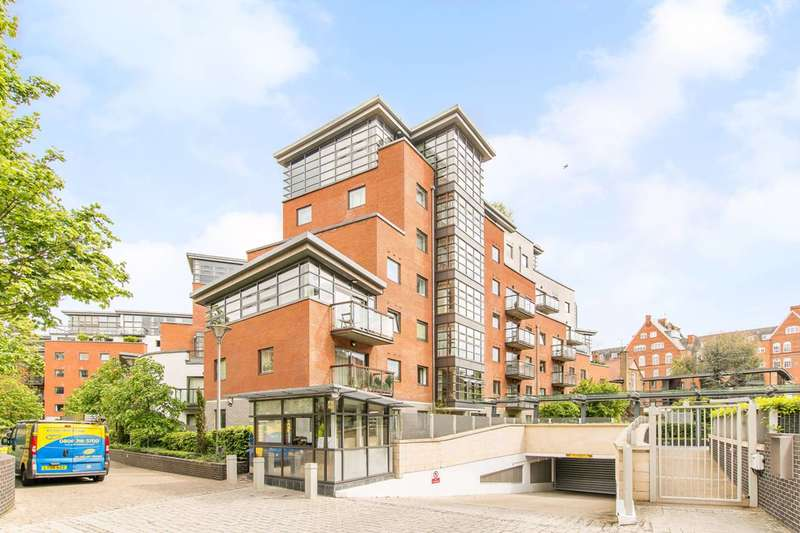 2 Bedrooms Flat for sale in Montaigne Close, Westminster, SW1P