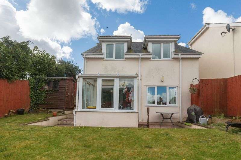 4 Bedrooms Detached House for sale in Brays Close, Crediton
