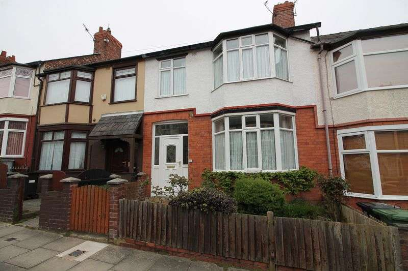 3 Bedrooms Terraced House for sale in Shamrock Road, Claughton