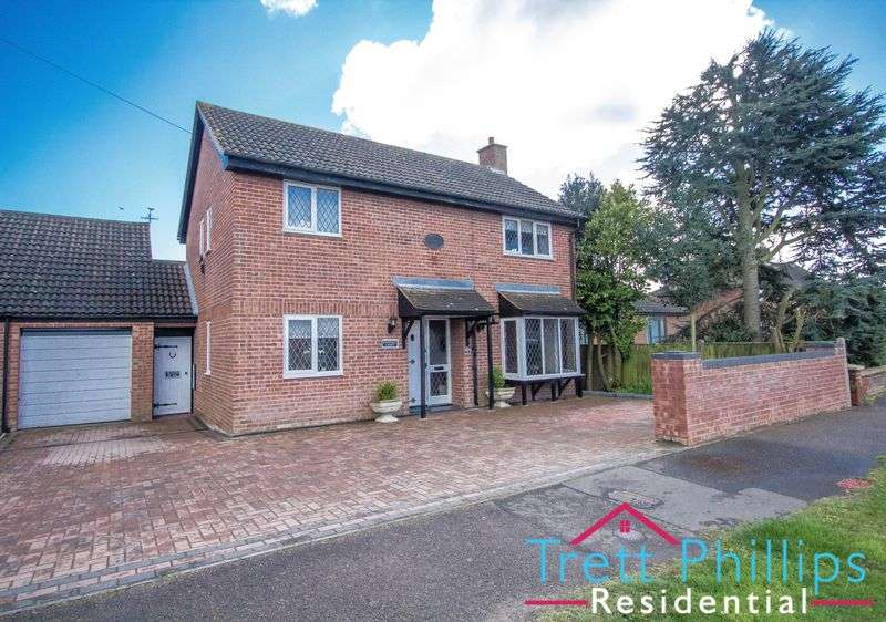 4 Bedrooms Detached House for sale in Brumstead Road, Stalham