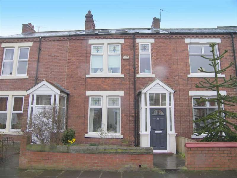 3 Bedrooms Property for sale in Shipley Road, Tynemouth, Tyne & Wear, NE30