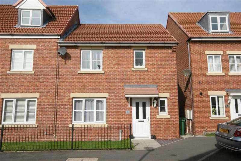 3 Bedrooms Property for sale in Roxburgh Close, Seaton Delaval, Tyne & Wear, NE25