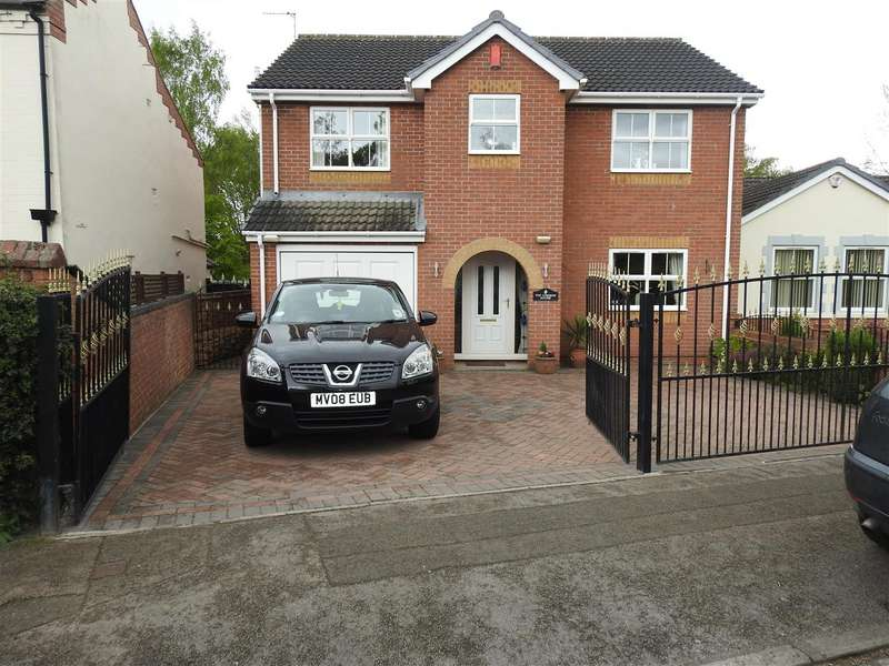 4 Bedrooms Detached House for sale in The Common, Hucknall, Nottingham