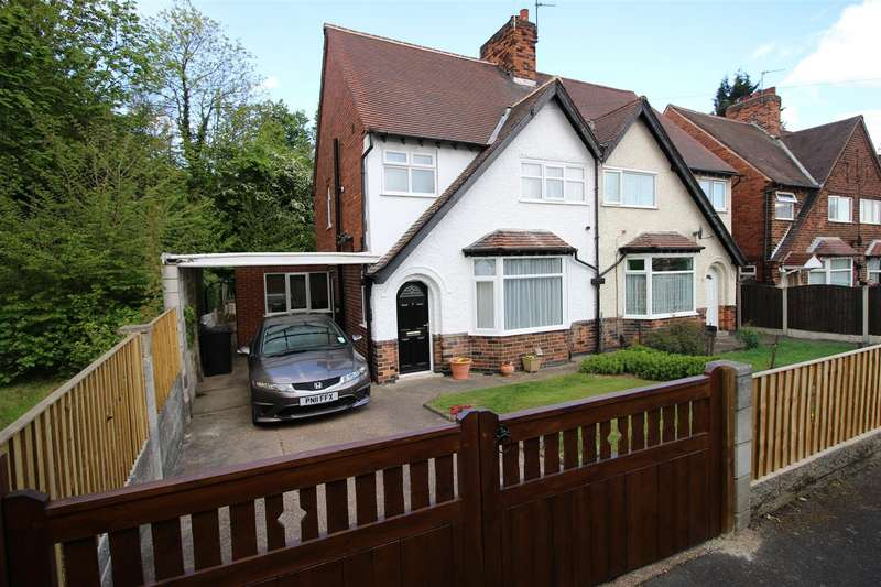 3 Bedrooms Property for sale in Austins Drive, Sandiacre