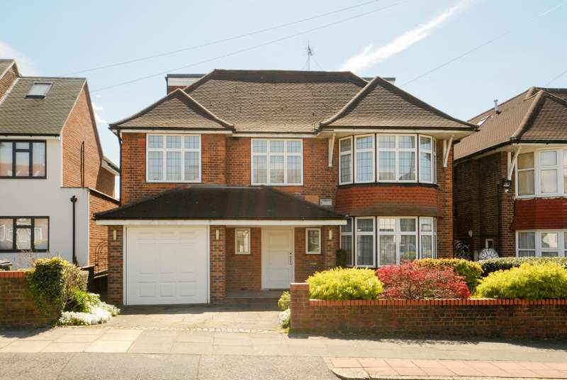 6 Bedrooms Detached House for sale in Kingsgate Avenue, Finchley