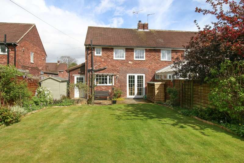 2 Bedrooms End Of Terrace House for sale in Don Avenue, York