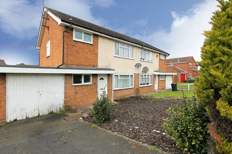1 Bedroom Ground Flat for sale in Old Hall Close, Amblecote, Stourbridge, DY8