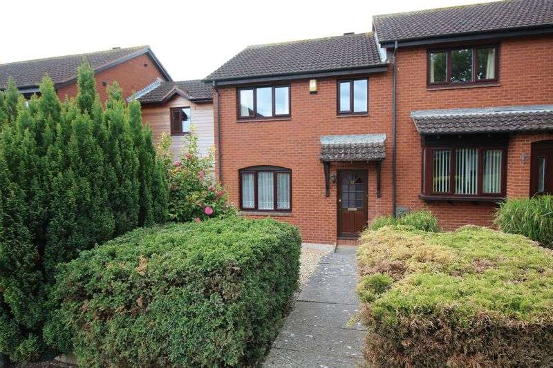 3 Bedrooms House for sale in Pinwood Meadow Drive, Exeter