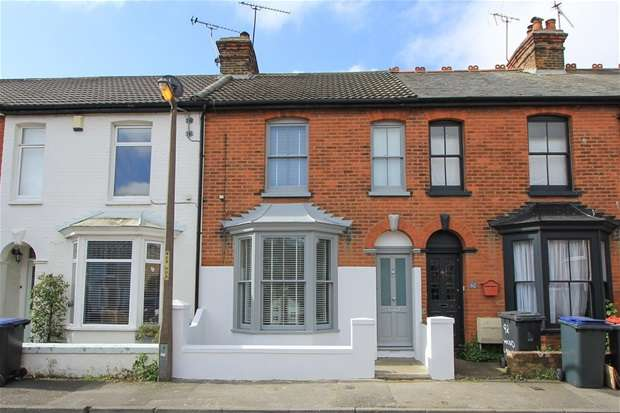 4 Bedrooms Terraced House for sale in Woodlawn Street, Whitstable