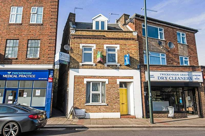 1 Bedroom Flat for sale in Staines Road, Twickenham, TW2