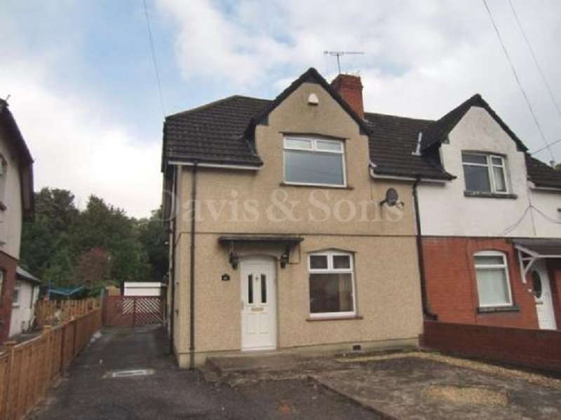 3 Bedrooms Semi Detached House for sale in Western Valley Road, Rogerstone, Newport. NP10 9DS