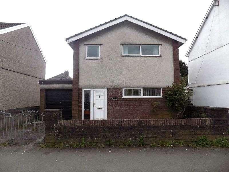 3 Bedrooms Detached House for sale in Pandy Road, Aberkenfig, Bridgend. CF32 9PP
