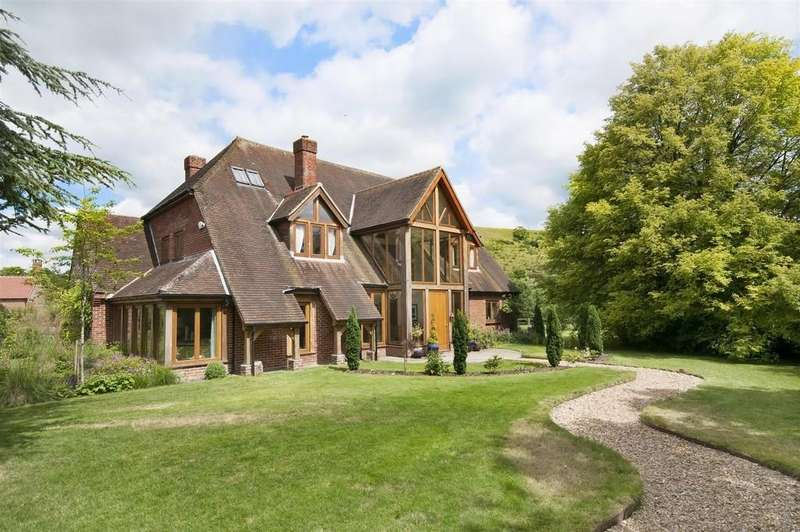 6 Bedrooms Detached House for sale in East Meon, Hampshire