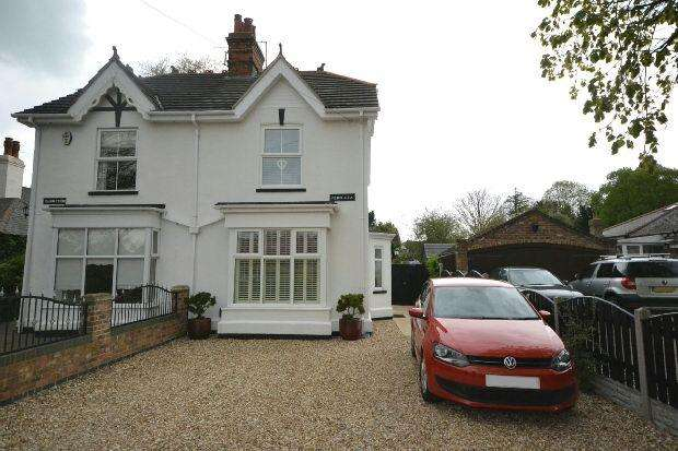 2 Bedrooms Semi Detached House for sale in Waltham Road, Brigsley, GRIMSBY