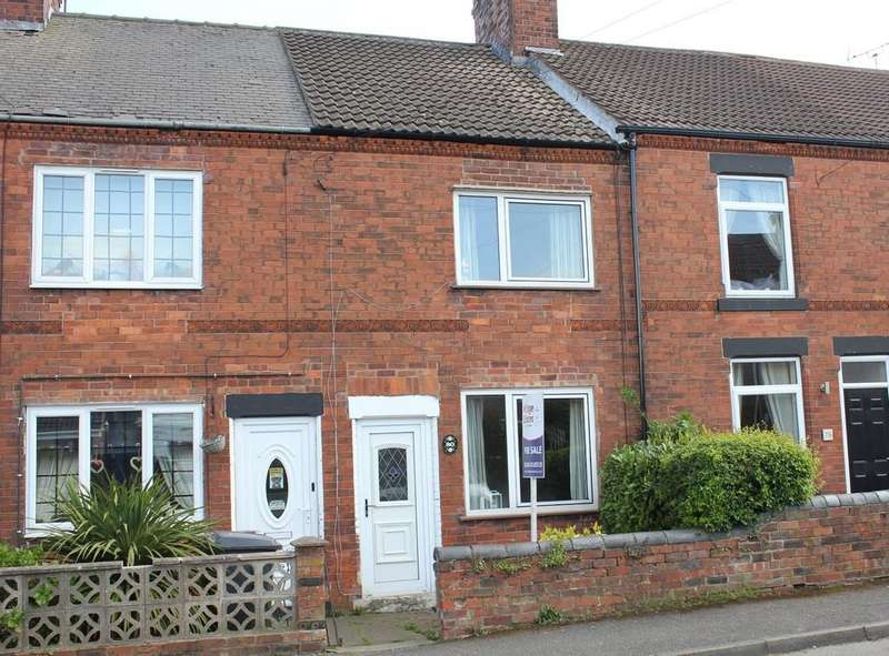 2 Bedrooms Terraced House for sale in 80, Gray Street, Clowne