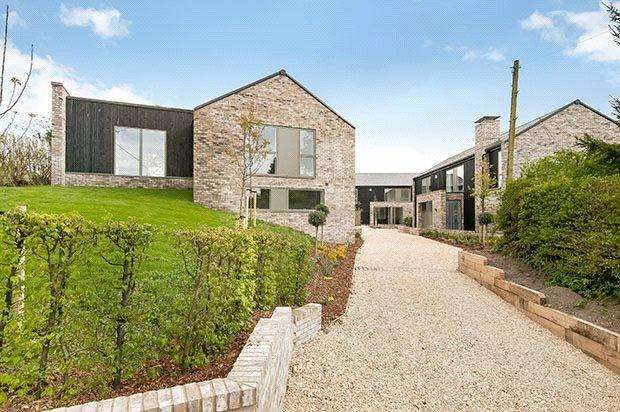4 Bedrooms Detached House for sale in Honey Lane, Selborne, Alton, Hampshire, GU34