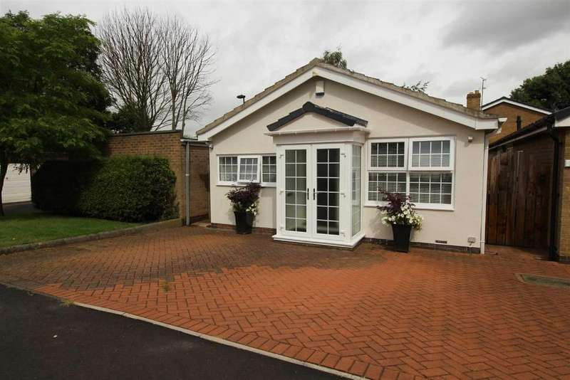 2 Bedrooms Detached Bungalow for sale in Sandford Mews, Brunswick Green, Newcastle Upon Tyne