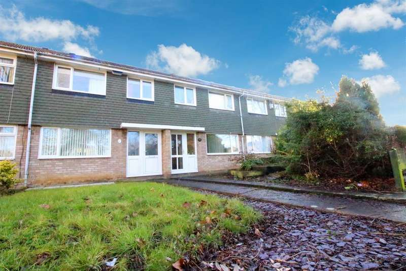 3 Bedrooms Terraced House for sale in Ascot Walk, Kingston Park, Newcastle Upon Tyne