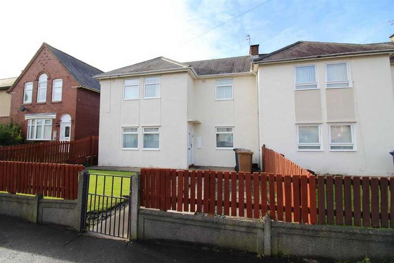 3 Bedrooms Semi Detached House for sale in Ulverstone Terrace, Walker, Newcastle Upon Tyne