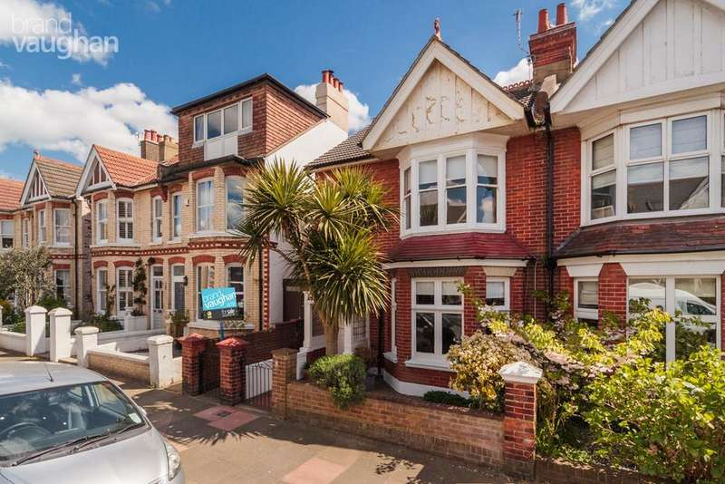 3 Bedrooms Semi Detached House for sale in Worcester Villas, Hove, BN3