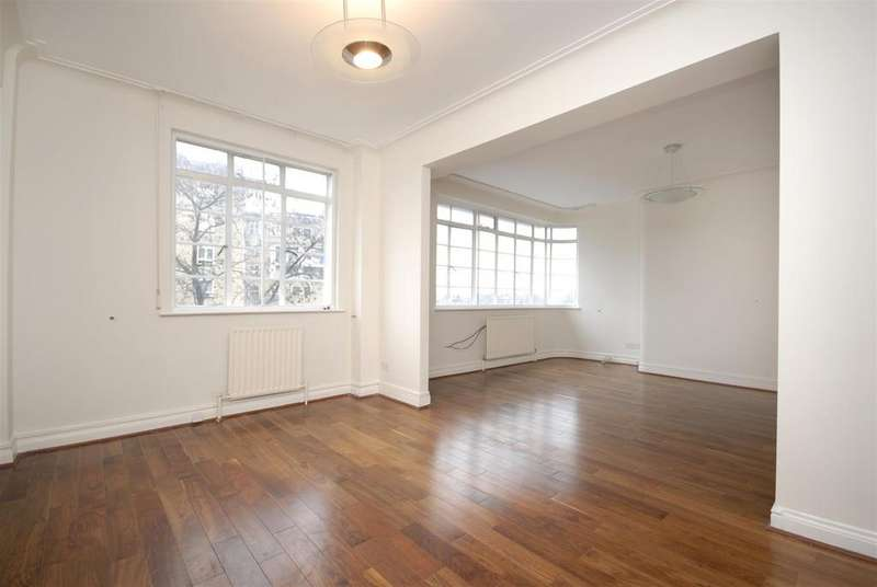 3 Bedrooms Flat for sale in Adelaide Road, Swiss Cottage, London