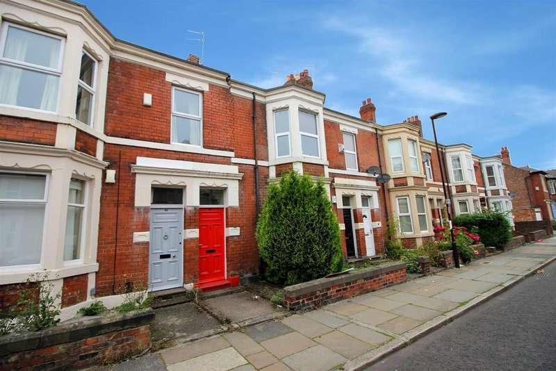 3 Bedrooms Flat for sale in Deuchar Street, Newcastle Upon Tyne