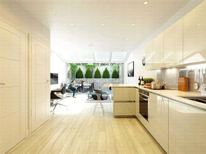 2 Bedrooms Apartment Flat for sale in Aberdour Street, London, SE1