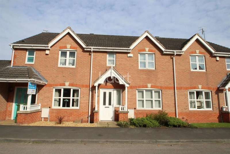 3 Bedrooms Terraced House for sale in North Street, Langley Mill
