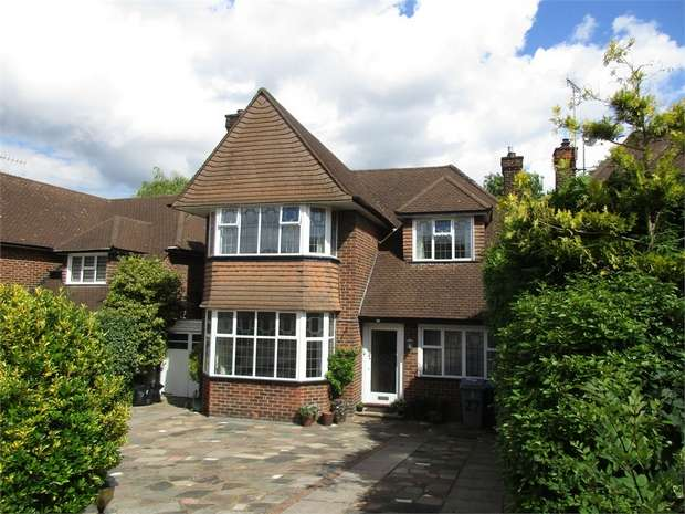 5 Bedrooms Detached House for sale in Greenhill, WEMBLEY