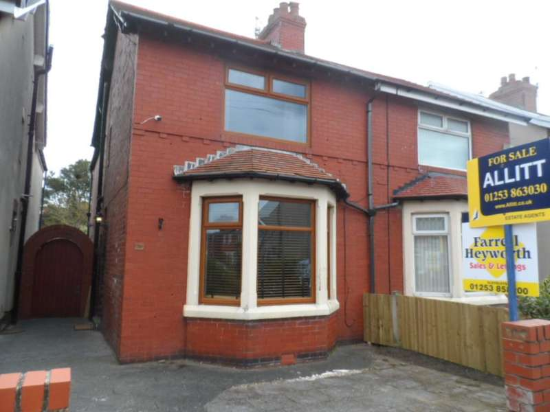 3 Bedrooms Property for sale in 20, Fleetwood, FY7 7AU