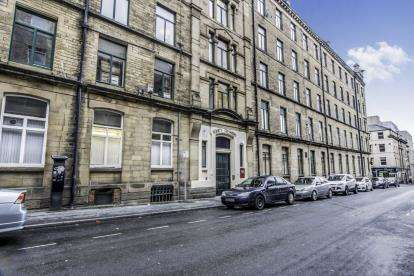 1 Bedroom Flat for sale in Equity Chambers, 40 Piccadilly, Bradford, West Yorkshire