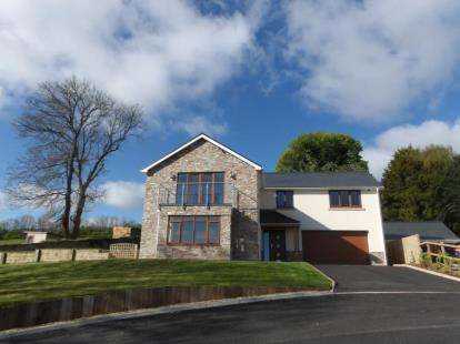 4 Bedrooms Detached House for sale in Stamford, Pen Y Pyllau, Milwr, Holywell, CH8