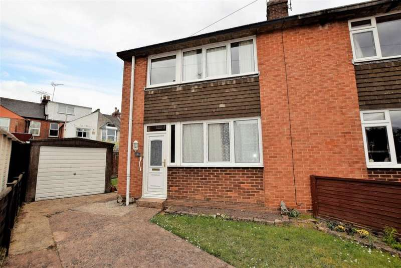 3 Bedrooms House for sale in Poplar Close, St Thomas, EX2