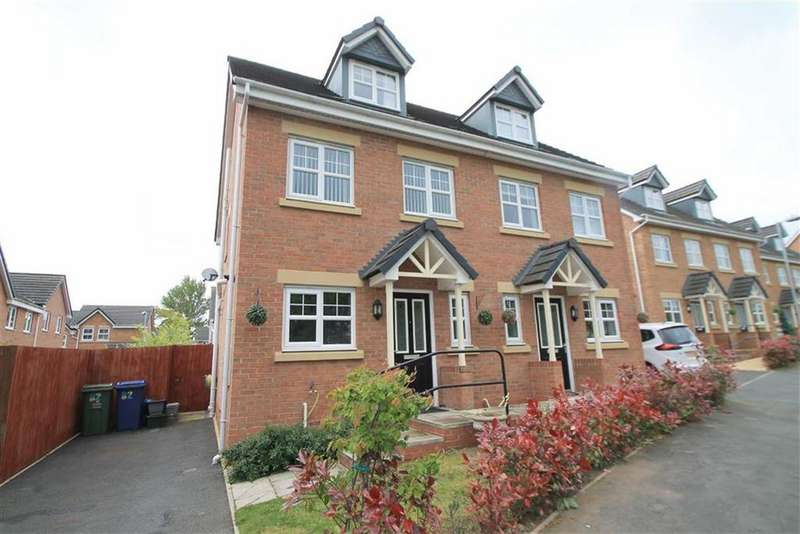 4 Bedrooms Town House for sale in Bryn Coch, Wrexham