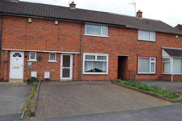 2 Bedrooms Town House for sale in Rolleston Road, Wigston, Leicester, LE18
