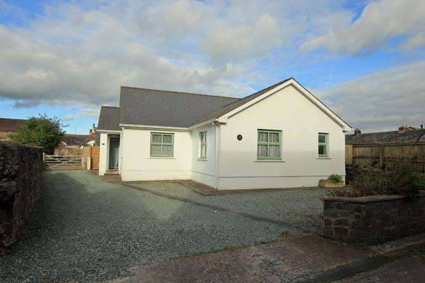 3 Bedrooms Detached Bungalow for sale in Llys Model, St. Catherine Street, Carmarthen, Carmarthenshire