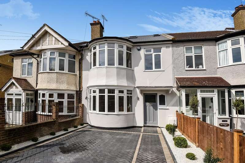 4 Bedrooms Terraced House for sale in Forde Avenue Bromley BR1