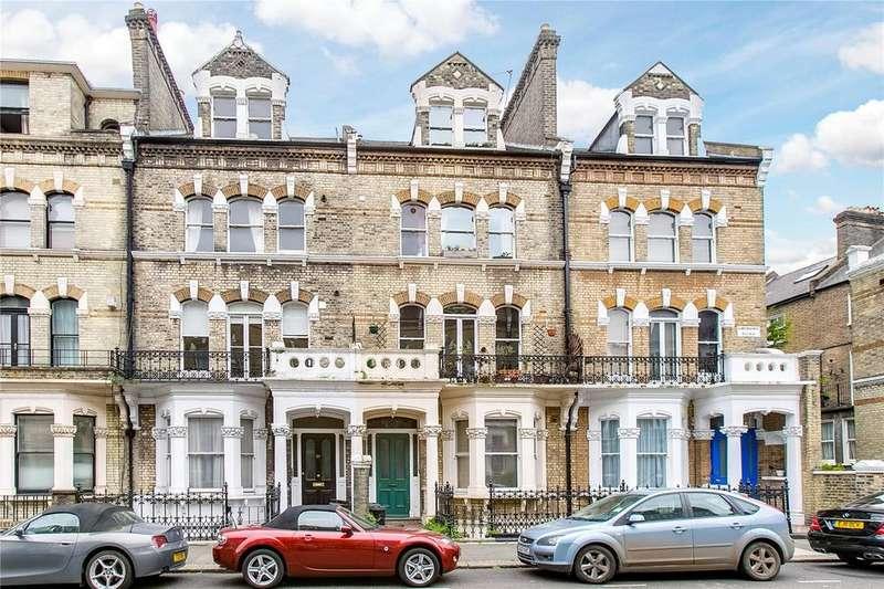 3 Bedrooms Flat for sale in Gwendwr Road, West Kensington, London