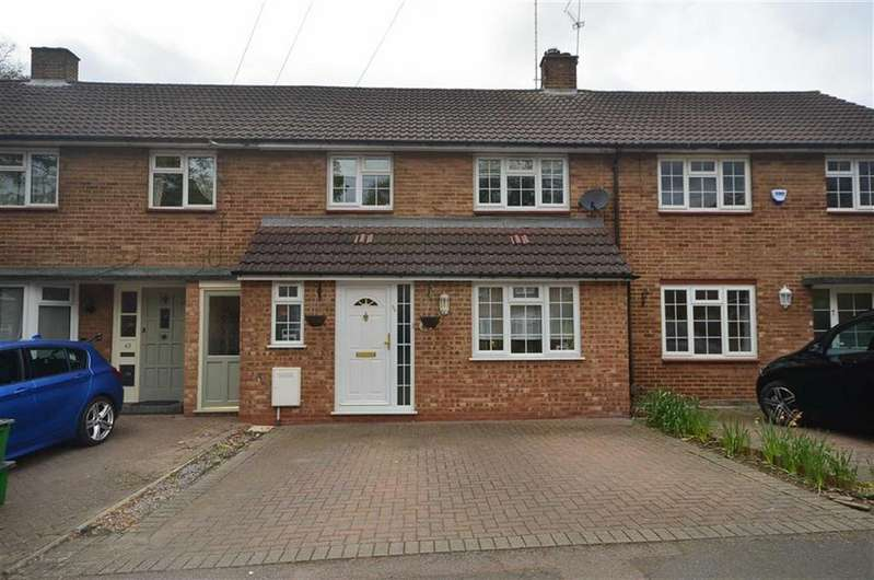 3 Bedrooms Terraced House for sale in Hunters Ride, St Albans