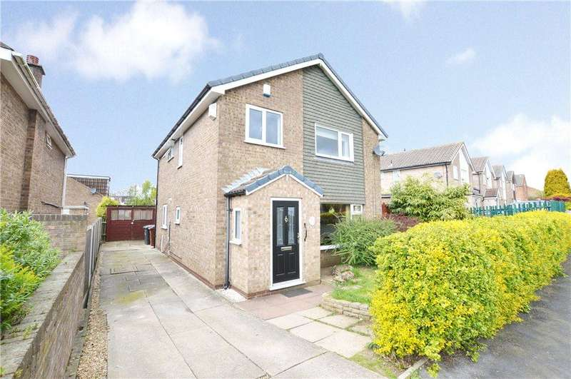 4 Bedrooms Detached House for sale in Braemar Drive, Garforth, Leeds, West Yorkshire