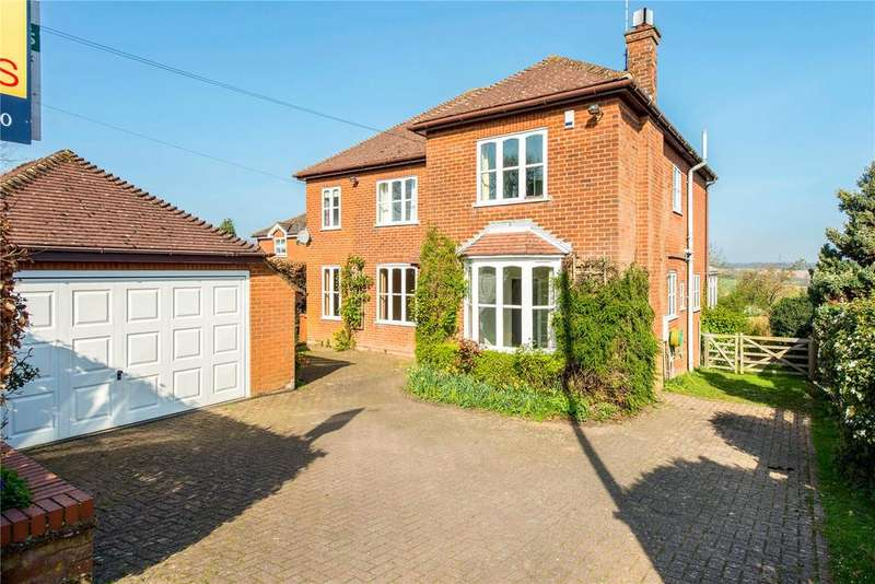 5 Bedrooms Detached House for sale in Horn Hill, Whitwell, Hitchin, Hertfordshire, SG4