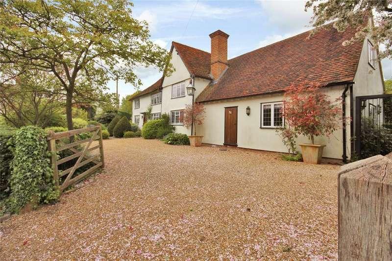 4 Bedrooms Unique Property for sale in Canfield Road, Hope End Green, Bishops Stortford, Hertfordshire, CM22