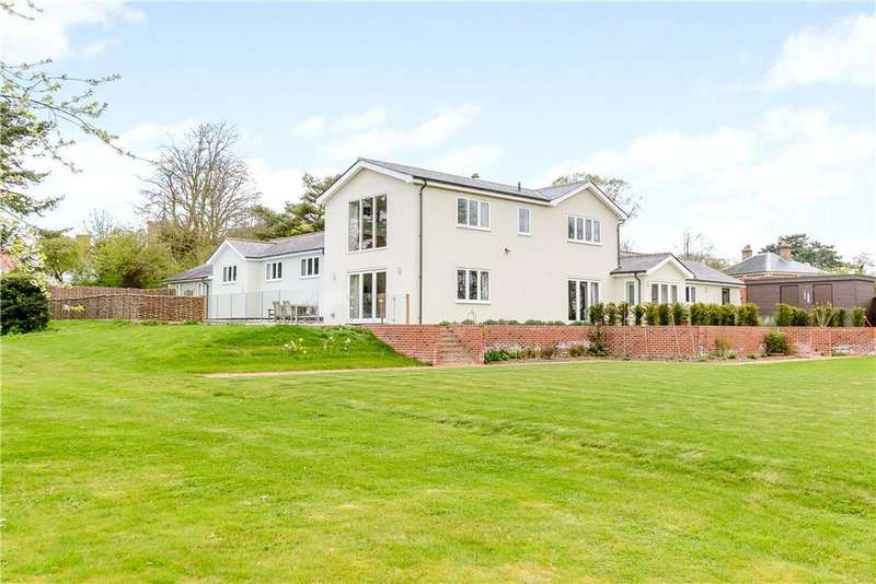 6 Bedrooms Detached House for sale in Brent Pelham, Buntingford, Hertfordshire, SG9