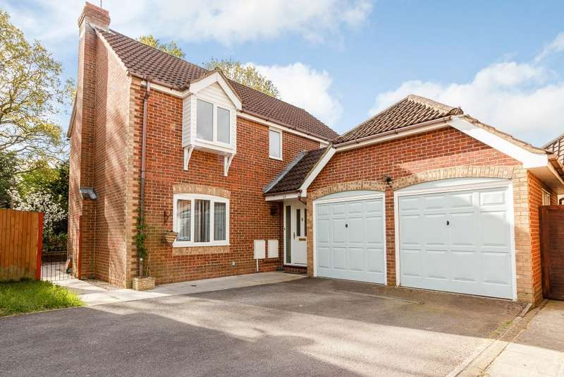 4 Bedrooms Detached House for sale in Pentridge Way, Totton, Southampton, Hampshire SO40 7QF