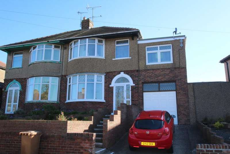 4 Bedrooms Semi Detached House for sale in 27 Holebeck Road, Barrow