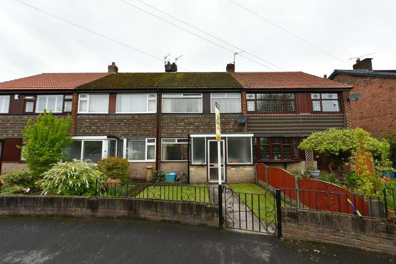 3 Bedrooms Terraced House for sale in Middlewood Close, Aughton